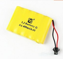 400mAh 6V NiCd SM - H-Toys 1310-1510 - POSERWISOWY