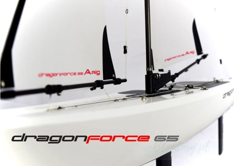 Dragon Force 65 V6 RTR (2.4GHz, 4CH, Wysokość 1388mm, Długość 650mm)