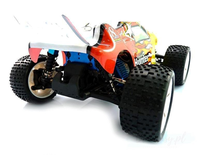 Himoto EXT-16 1:16 4x4 2.4GHz RTR (HSP Hunter)- 18302