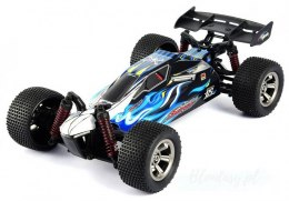 Off-road Competition Buggy 2WD 1:12 2.4GHz RTR - Niebieski