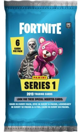 Panini Fortnite Trading Cards: Series 1 - booster