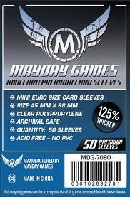 MAYDAY Koszulki Mini European Premium (45x68mm) 50