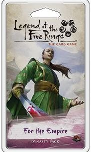 Legend of the Five Rings: For the Empire