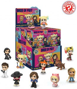 Funko Mystery Minis: Birds of Prey
