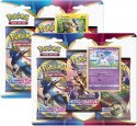 Pokemon TCG: Sword and Shield - 3-pack Blister (Display 24szt.)