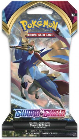 Pokemon TCG: Sword and Shield - Blister Booster (Display 24szt.)