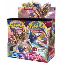 Pokemon TCG: Sword and Shield - Booster (Display 36szt.)