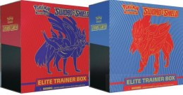 Pokemon TCG: Sword and Shield - Elite Trainer Box (Display 10szt.)