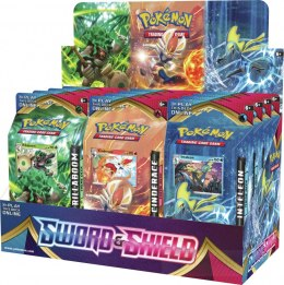 Pokemon TCG: Sword and Shield - PCD Theme Deck (Display 12szt.)
