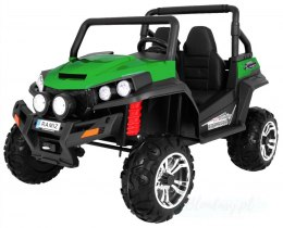 Pojazd Grand Buggy 4x4 Zielony