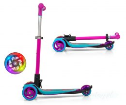 Milly Mally Scooter Micmax Red