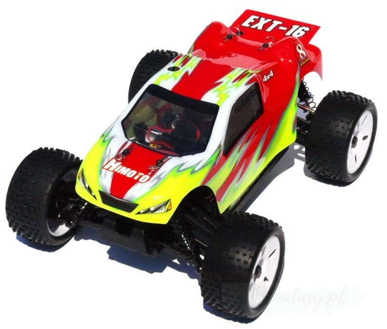 Himoto EXT-16 Brushless 2.4GHz RTR - 18304