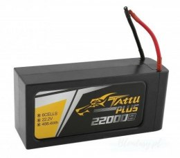 22000mAh 22.2V 25C TATTU Plus Gens Ace