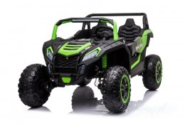 Pojazd Buggy ATV Racing 4x4 Zielony