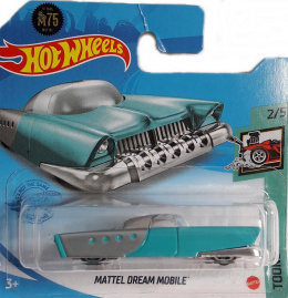 MATTEL DREAM MOBILE TOONED SAMOCHÓD HOT WHEELS