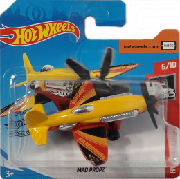SAMOLOT MAD PROPZ HOT WHEELS HW RESCUE