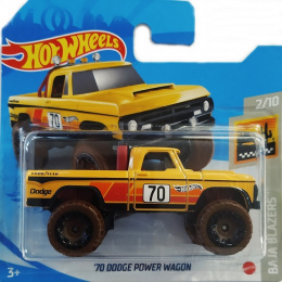 Dodge Power 70 Wagon Baja Blazers Hot Wheels