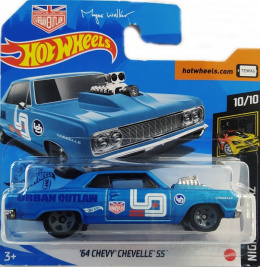 Chevy Chevelle SS Nightburnerz Hot Wheels