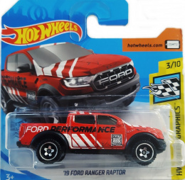 Ford Ranger Raptor HW Speed Graphics Hot Wheels