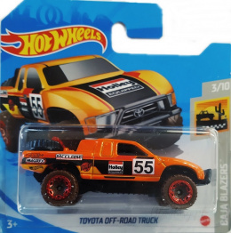 Toyota Off-road Truck Baja Blazers Hot Wheels
