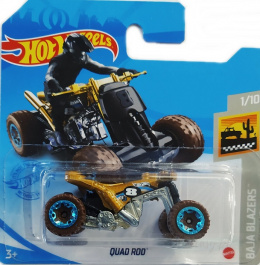 Quad Rod Baja Blazers Hot Wheels
