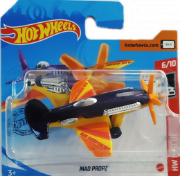Samolot Mad Propz HW Rescue Hot Wheels