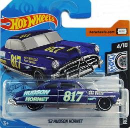 Hudson Hornet Rod Squad Hot Wheels