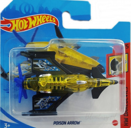 Poison Arrow HW Daredevils Samolot Hot Wheels