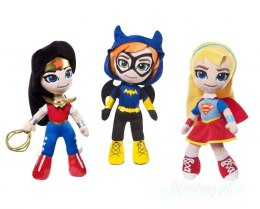 DC Super Hero Girls Bohaterki Miniprzytulanki