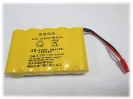 Pakiet Akumulator Bateria 6V 350mAh Do 535-10 543C BEC