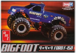 Model Plastikowy Do Sklejania AMT (USA) - Big Foot Monster Truck Snap Kit