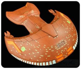 Model Plastikowy Do Sklejania AMT (USA) - Star Trek Adversary set (zestaw 2-w-1)