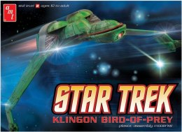 Model Plastikowy Do Sklejania AMT (USA) - Star Trek Klingon Bird of Prey