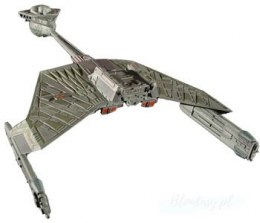 Model Plastikowy Do Sklejania AMT (USA) - Star Trek Klingon K'tinga