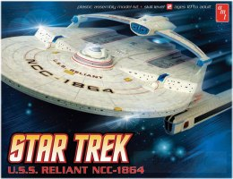 Model Plastikowy Do Sklejania AMT (USA) - Star Trek U.S.S. Reliant