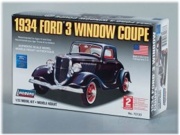 Model Plastikowy Do Sklejania Lindberg (USB) - 1934 Ford Coupe