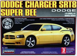 Model Plastikowy Do Sklejania Lindberg (USB) - 2007 Dodge Super Bee