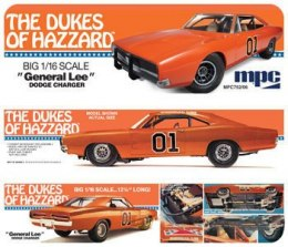 Model plastikowy Do Sklejania MPC (USA) - Dukes General Lee Charger