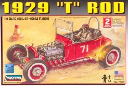 Model plastikowy Lindberg - 1929 Ford T Custom Rod
