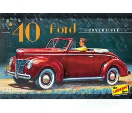 Model plastikowy - 1940 Ford Convertible - Lindberg