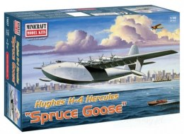 "Model plastikowy - Samolot (hydroplan) Huges H-4 Hercules ""Spruce Goose"" - Minicraft"