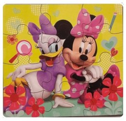 Minnie Puzzle Piankowe Spin Master