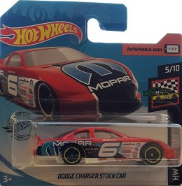 Hot Wheels Dodge Charger Stock Car - HW Race Day