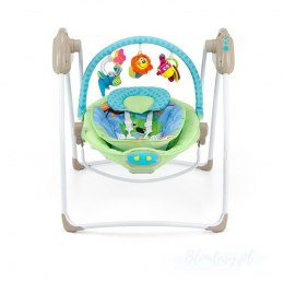 Milly Mally Huśtawka 2 in 1 Sweet Dreams Blue/Green