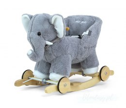 Milly Mally Słonik Polly - Gray Elephant