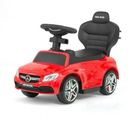 Milly Mally Pojazd MERCEDES-AMG C63 Coupe Red